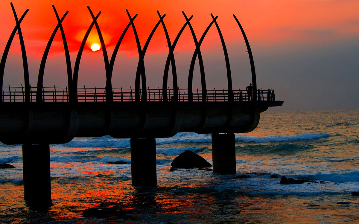 KwaZulu-Natal Holiday Travel Destinations
