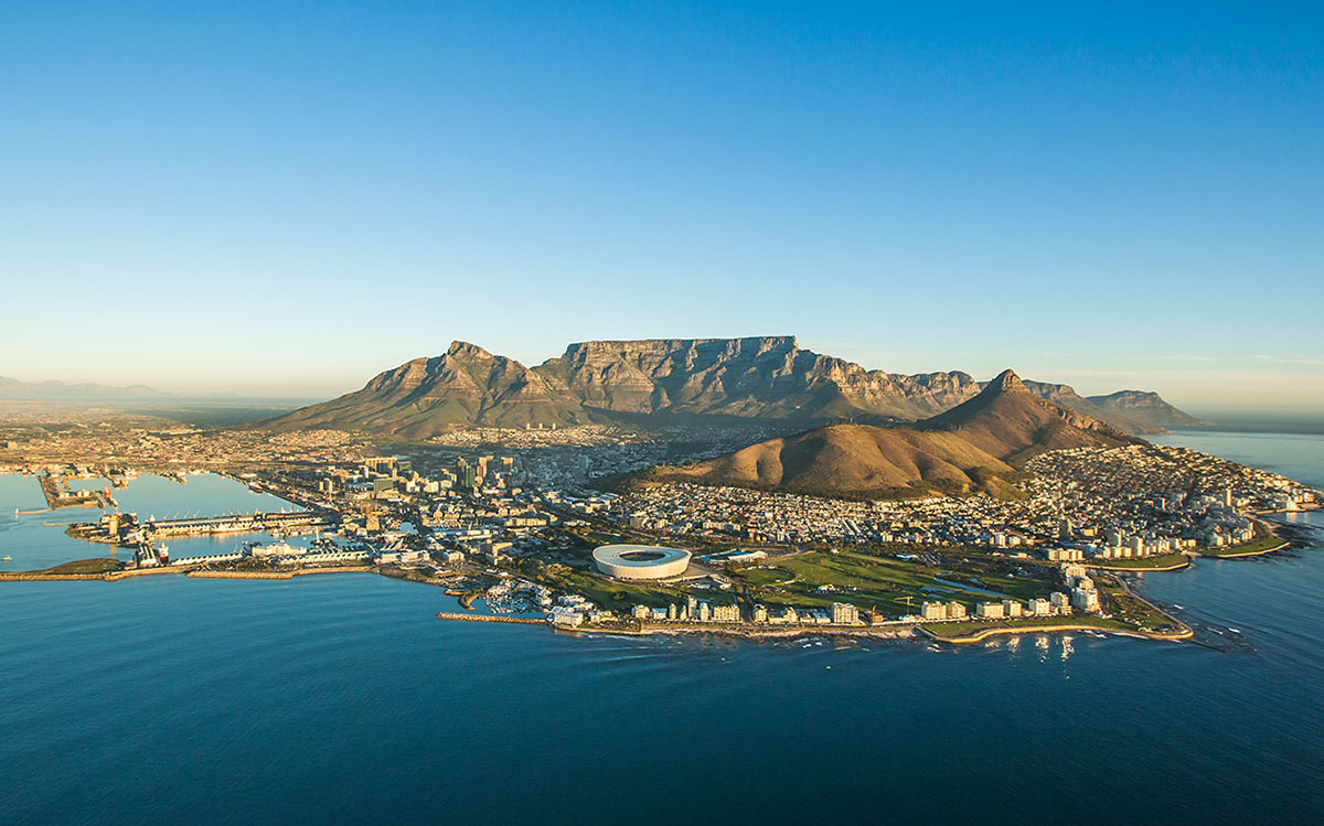 7 Day Tour Package Cape Town