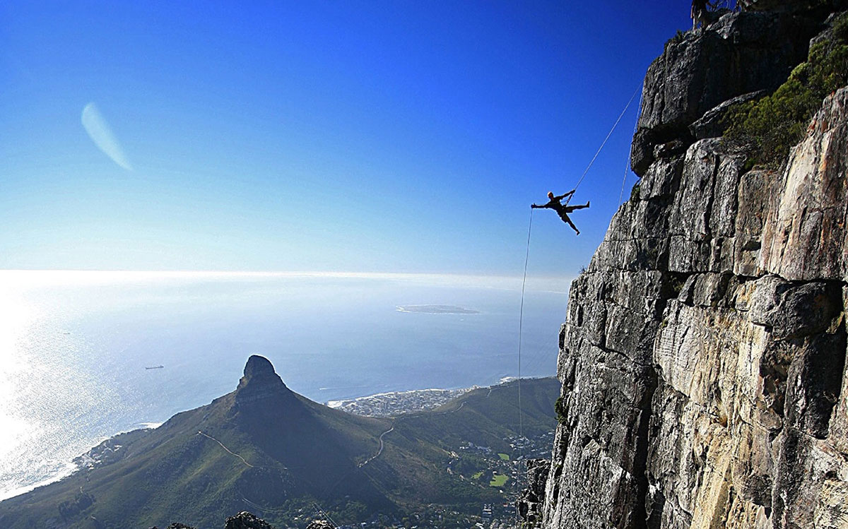Abseiling Tours in South Africa
