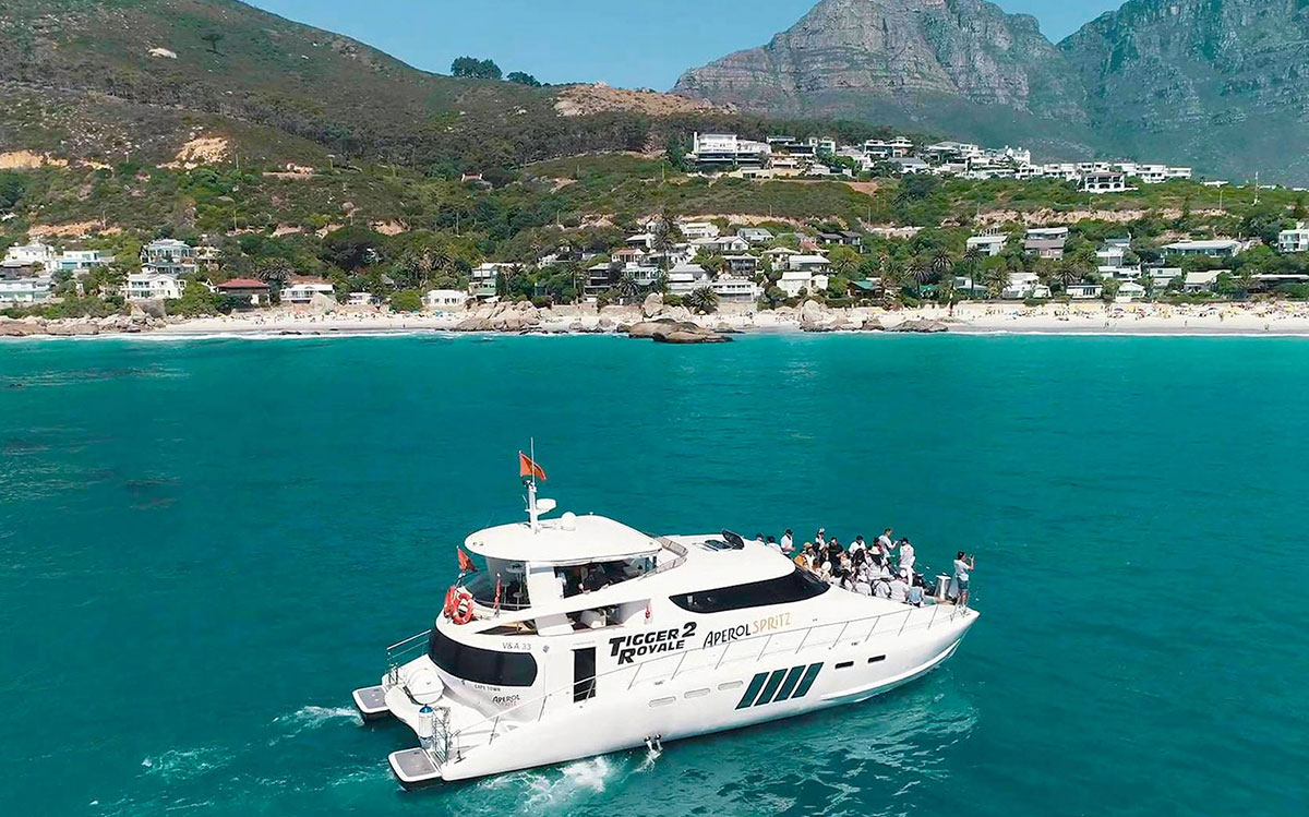 Boat Cruises in South Africa