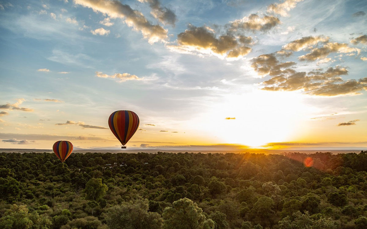 Hot Air Balloon Tours in South Africa