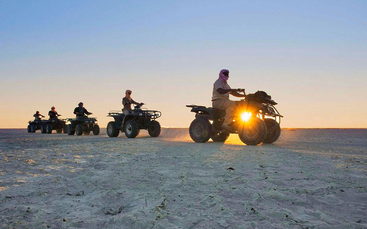 Quad Biking Tours in South Africa