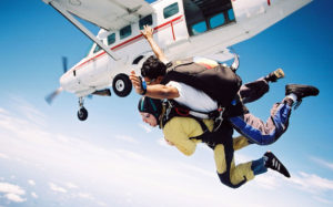 Tandem Sky Diving Tours in South Africa