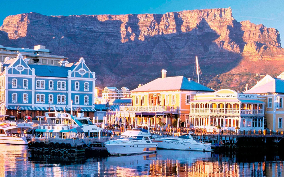 8 Day Tour Package Cape Town